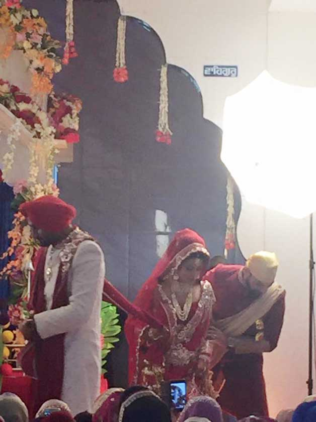 harbhajan singh geeta basra marriage