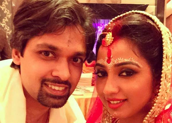 Shreya lamba wedding
