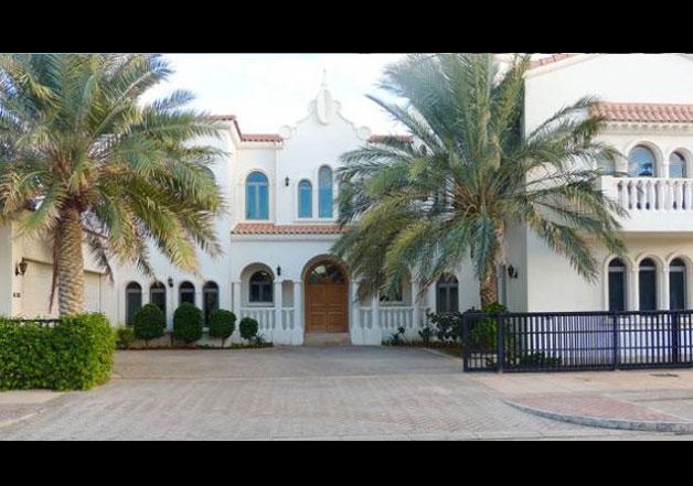 Shah Rukh Khan Dubai Villa India Tv News