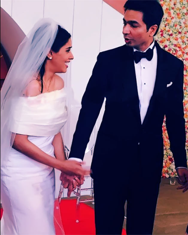 It\'s Official: Asin marries Rahul Sharma (see pics) | Bollywood News ...