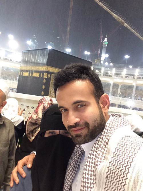 Yusuf Pathan And His Wife Irfan Pathan Marriage ...