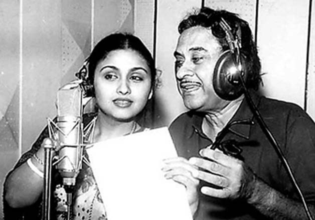 Read About 4 Wives Of Kishore Kumar The Man Whose Voice Created