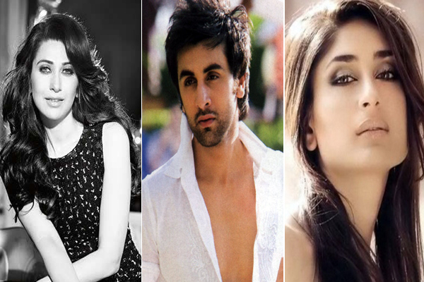 A look at the Kapoor clan, Part 5 :  Karisma, Kareena, Ranbir