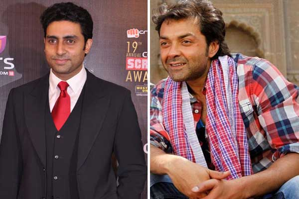 Abhishek Bachchan, Bobby Deol to team up for Do Aur Do Paanch remake