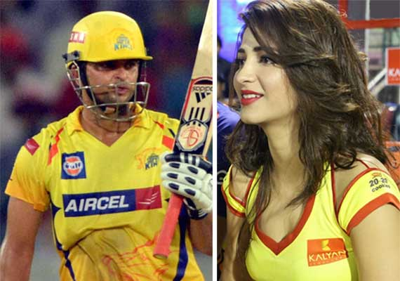not dating Suresh Raina, Shruti Hassan not dating Suresh Raina, Shruti ...