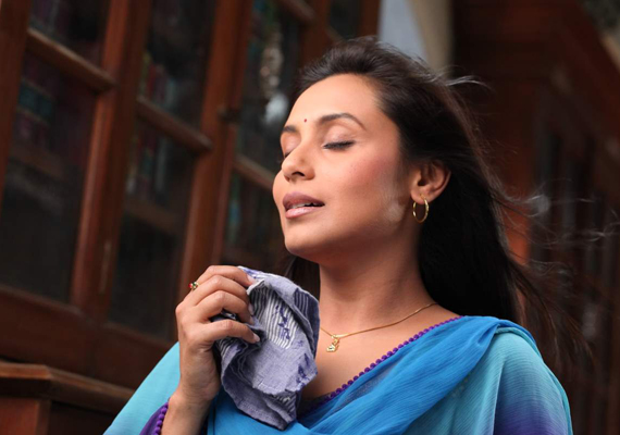 Movie review: Aiyyaa is not Rani's best film