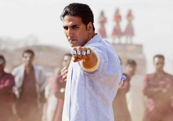 Akshay Kumar's 'BOSS' earns 45 crore in five days