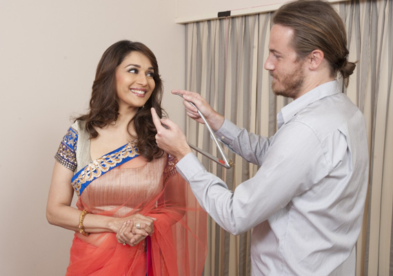 And Now, Madhuri In Wax At Madame Tussauds London
