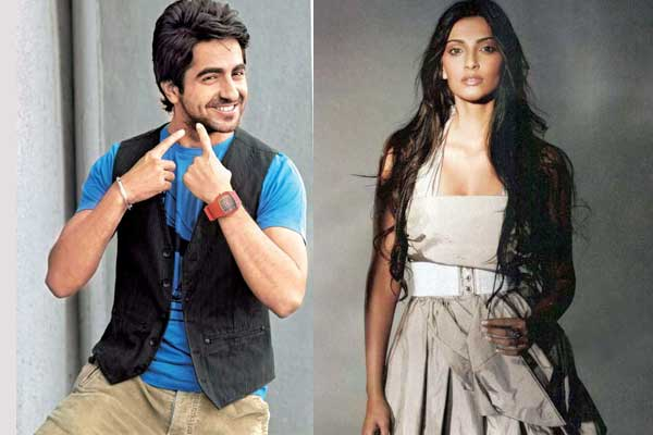 Ayushmann Khurrana, Sonam Kapoor star in next Yash Raj film