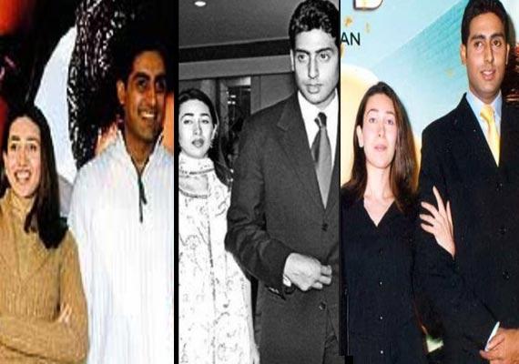 abhishek bachchan and karishma kapoor relationship