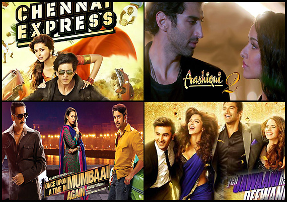 Box office report: Will Krrish 3 and Dhoom 3 be able to beat Chennai Express&#63