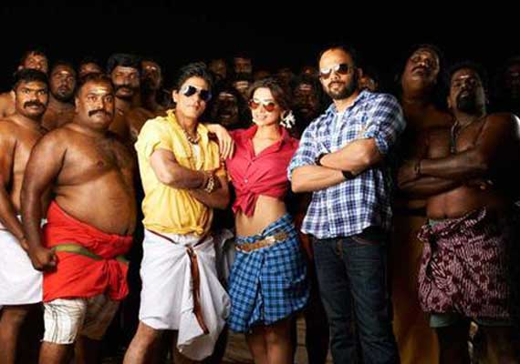 'Chennai Express' speeds high on day one