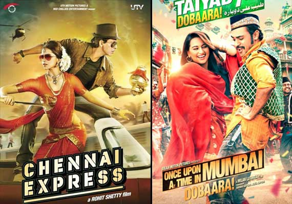 Chennai Express leaves Once Upon A Time in Mumbaai Dobara behind at box ...
