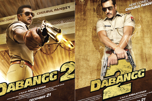 Dabangg 2: First Look Out!