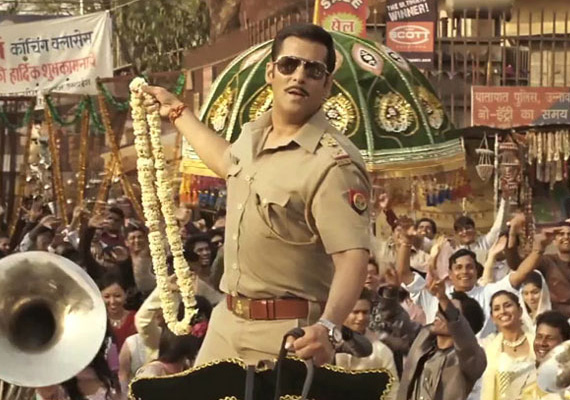 "Movie review: ""Dabangg 2"""