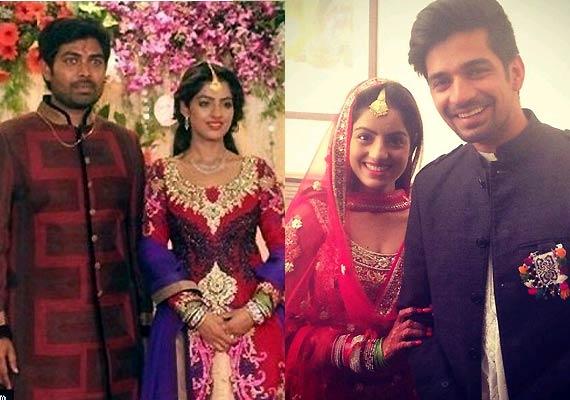 Diya Aur Bati Hum Fame Deepika Singh Marries Director Rohit Raj