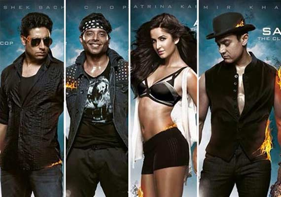 Dhoom 3 box office collection: Rs 233.57 cr worldwide in five days, creates history