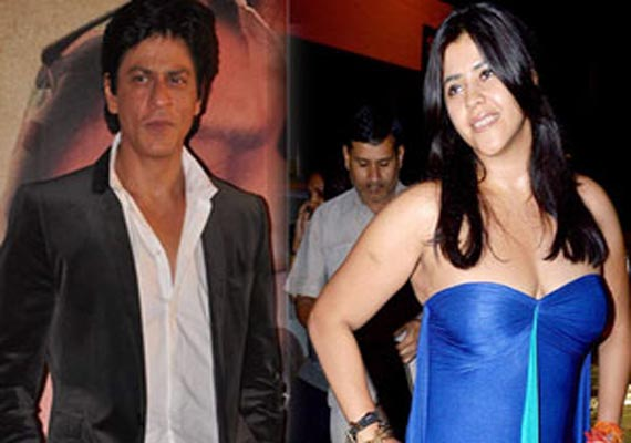 Ekta Kapoor refuses to let Shah Rukh Khan watch Once Upon A Time In Mumbai ...