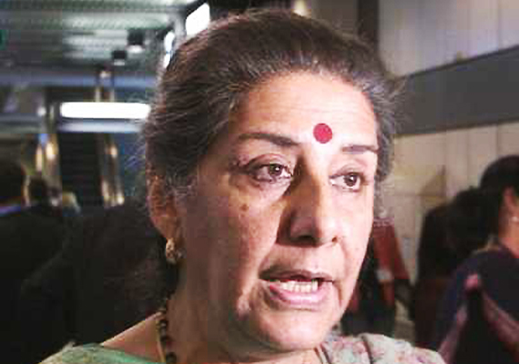 Entertainment Tax Structure To Be Relaxed : Ambika Soni