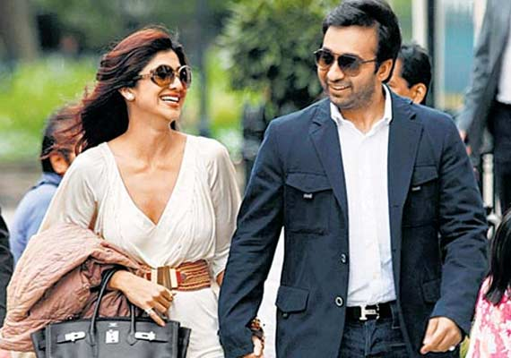 Fire at Shilpa Shetty and Raj Kundra's house
