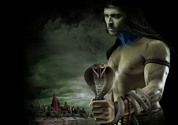 First look of 'Shuddhi' out, Hrithik dons Lord Shiva's avatar