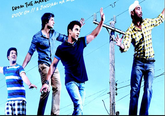 Movie review: Fukrey, good weekend fun