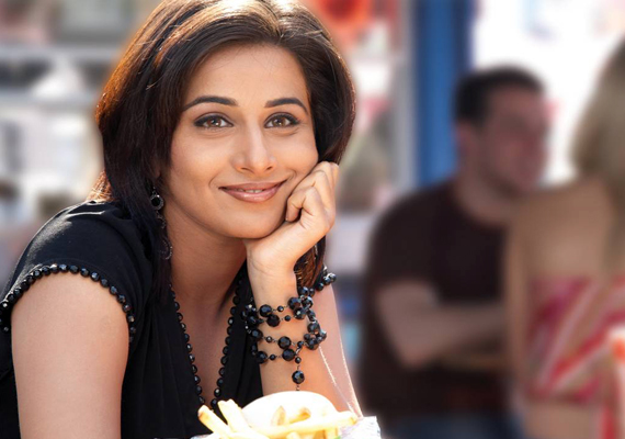 Happy That Directors Are Not Typecasting Me, Says Vidya Balan
