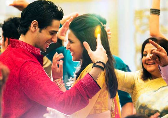Hasee Toh Phasee movie review: It's just Parineeti-Siddhath's chemistry which works