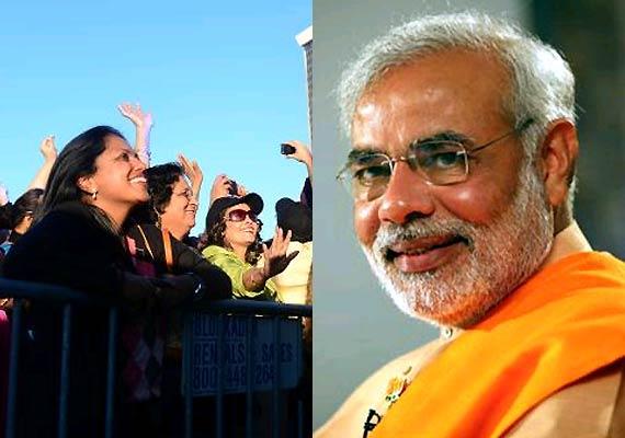 IIFA 2014: Indian crowd chants Modi slogans at Tampa Bay