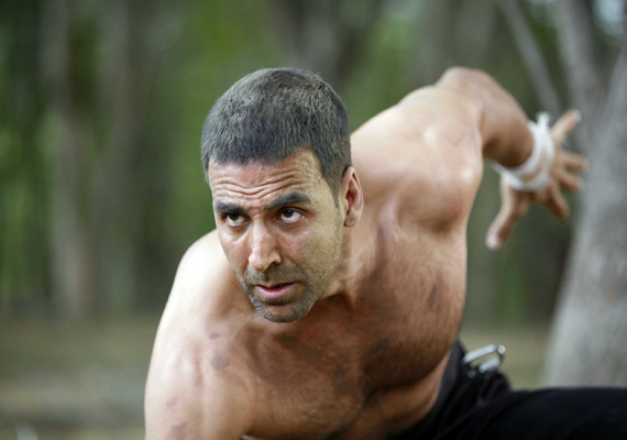 I Am Taking A Break From Comedy, Says Akshay Kumar