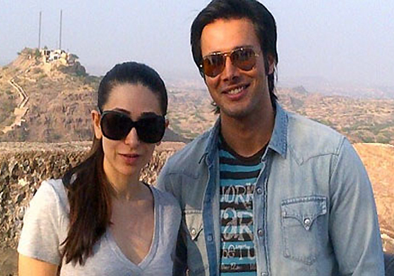 I Have Grown Up On Karisma's Films, Says Rajniesh Duggal