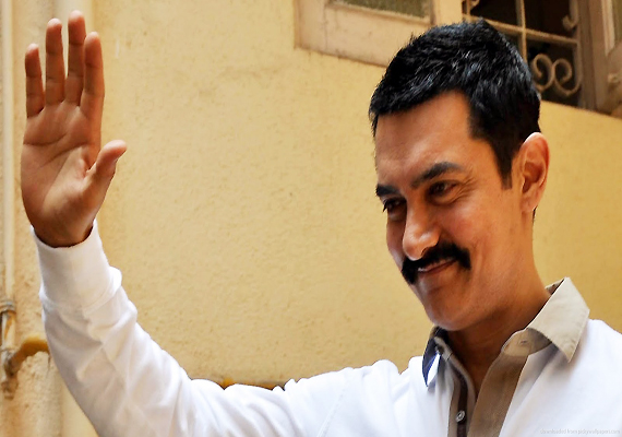 I Won't Add Extra To Increase My Show's TRP : Aamir Khan