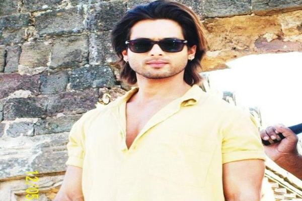 I am here to create my own identity, says Shahid