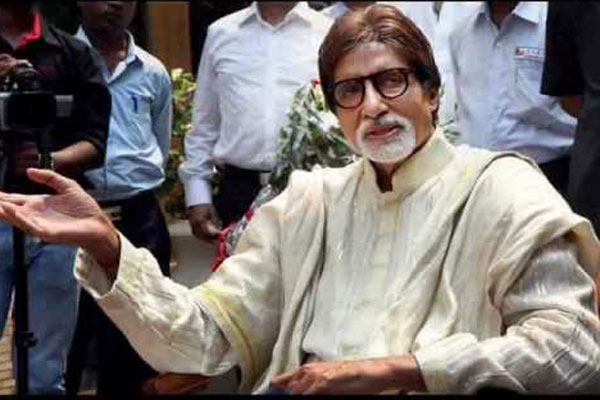 "I have few seconds role in ""The Great Gatsby"", says Big B"