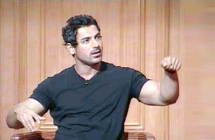 I Want To Be India's Next Action Hero, John Abraham Tells Adalat
