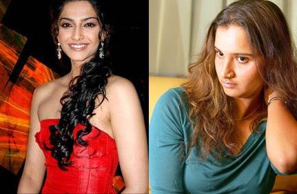 Sonam Kapoor To Play Sania Mirza