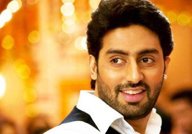 Abhishek Bachchan spreads positivity through Twitter