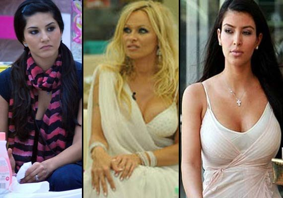 Sunny Leone, Pamela Anderson: Foreign celebs that helped raising Bigg Boss' TRP (view pics)