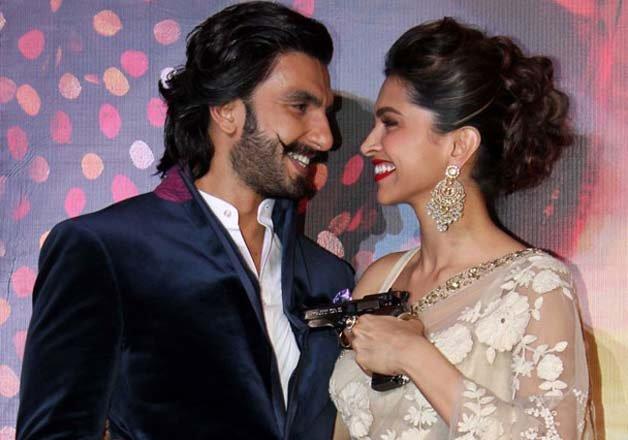 Ranveer Singh showers praises on girlfriend Deepika Padukone