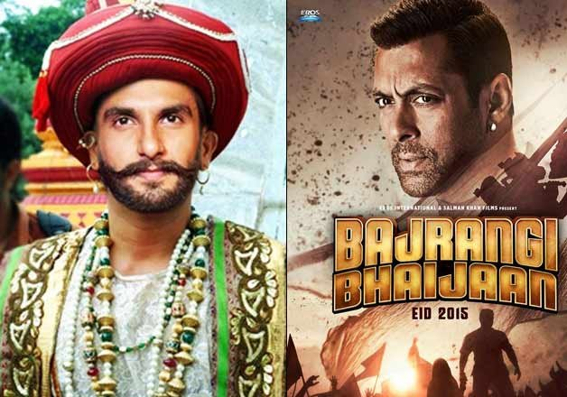 """Bhansali's forthcoming magnum opus """"Bajirao Mastani"""", which releases ..."""