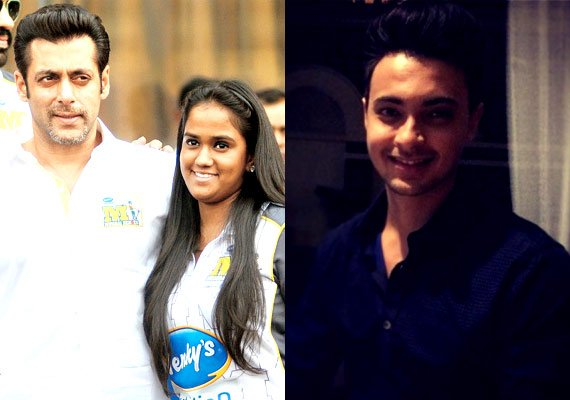 Aayush Sharma's haldi ceremony on Nov 16th, Salman Khan to visit Delhi (see pics)