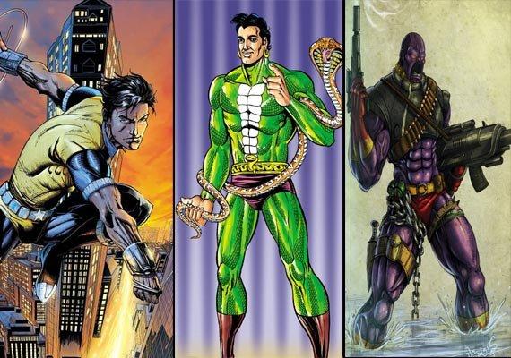 all the comics of nagraj