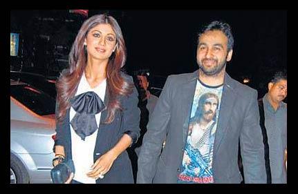 Second Honeymoon For Raj And Shilpa