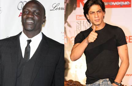 Akon To Sing In SRK's Ra.One