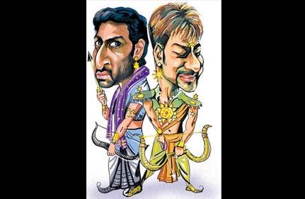 Raavan, Rajneeti, Arjun And Paanch Kauravs To Release In 2010