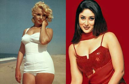 Kareena In Bhandarkar's Film Inspired By Marilyn Monroe