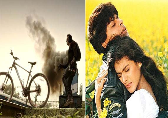 Here's why we love to live these Bollywood moments!