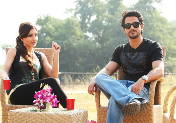 Soha, Kunal in UK on holiday