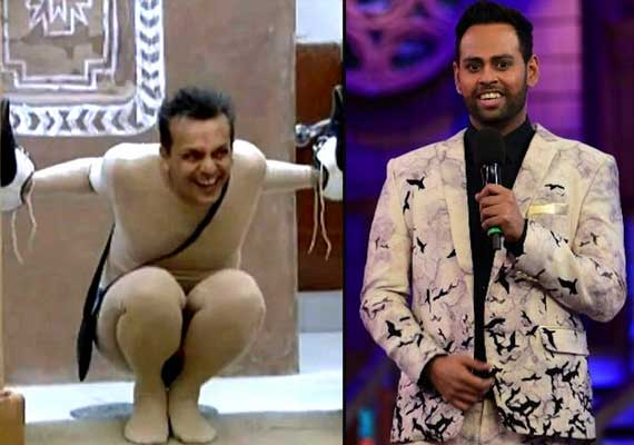 Is VJ Andy Bigg Boss 7's Imam Siddiqui&#63 (view pics)