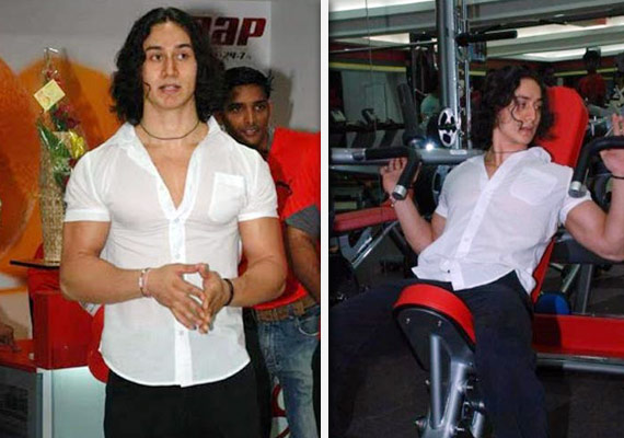 Jackie's Son Tiger Not Part Of 'Aashiqui 2'